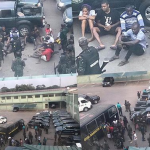 Many Nigerians nabbed as GIS begin nationwide crackdown