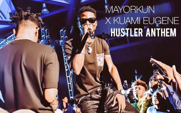 [Music] Kuami Eugene ft. Mayorkun – Hustlers Anthem