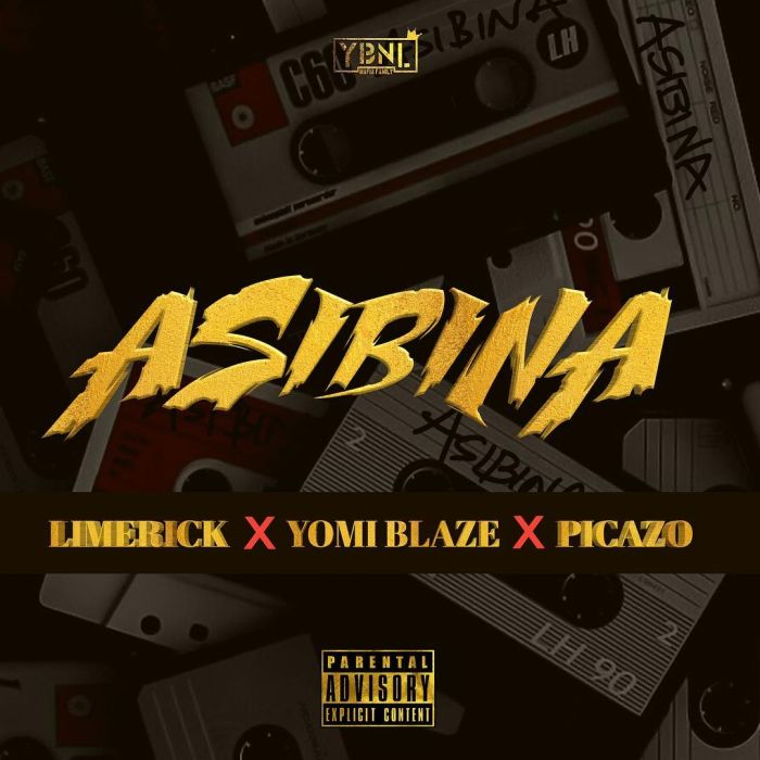 (Lyrics) Limerick x Yomiblaze x Picazo - Asibina Lyrics