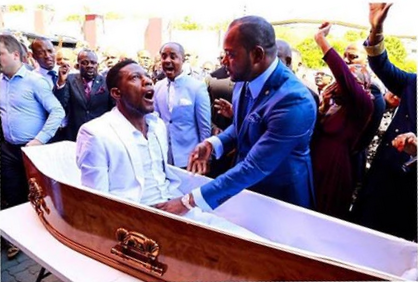 Fake Resurrection: Pastor Apologises For Deceiving The World