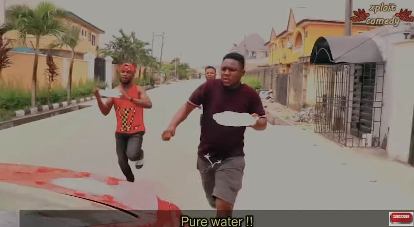 Xploit Comedy - Pure Water Sellers and Wicked Drivers