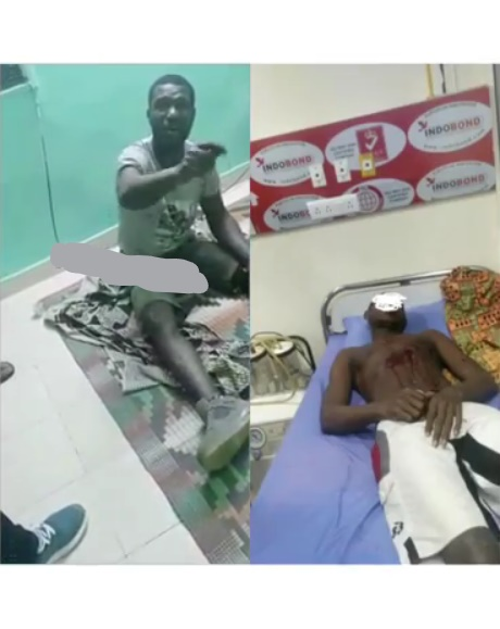 OMG!! Nigerian man kills his friend over money in India [Video]