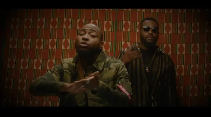 (Video) Dj Neptune x Davido - Demo
