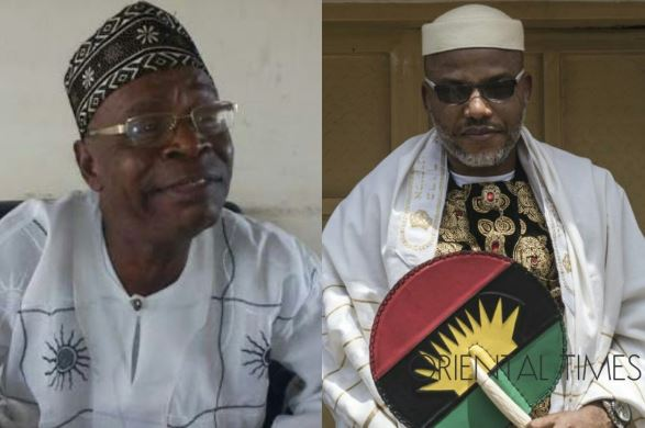 How Nnamdi Kanu Collected Money From Atiku To Call Off Election Boycott