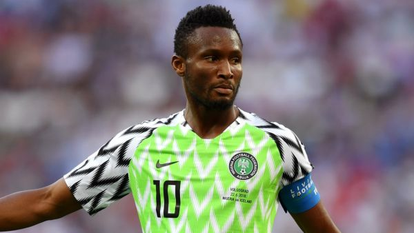 'I Thought I Was Going To Lose My Dad'- Super Eagles Mikel Speaks On Father's Kindap