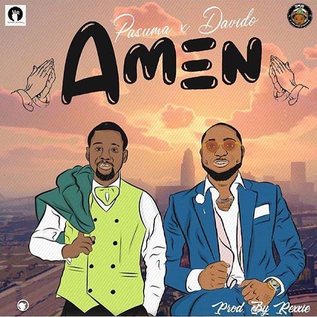 (Music) Pasuma x Davido - Amen
