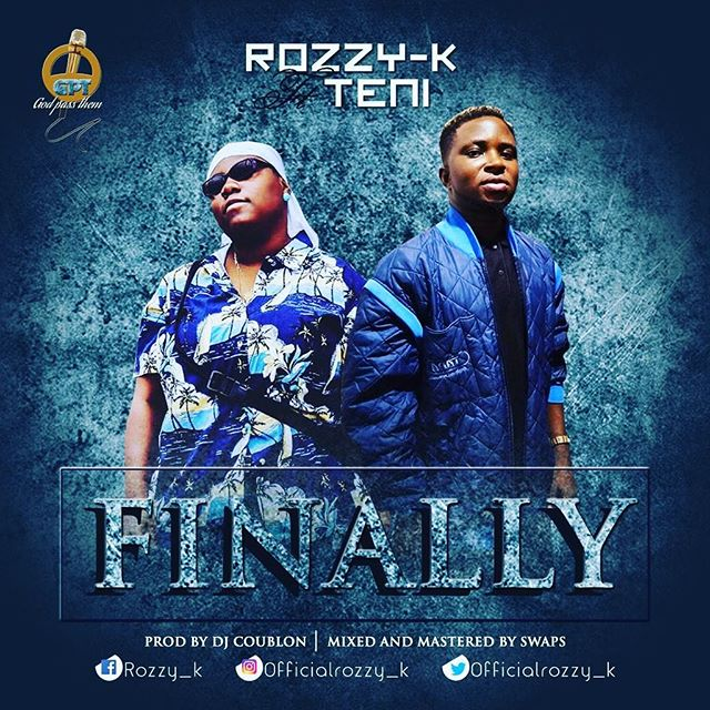 Rozzy K x Teni - Finally