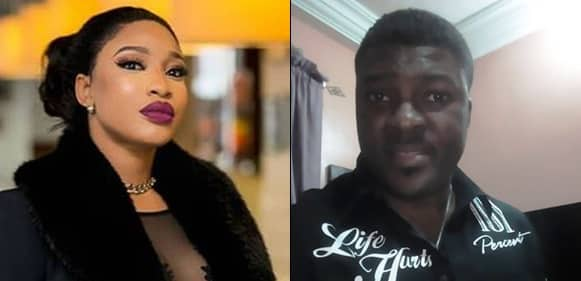Popular Philanthropist Fires Back After Tonto Dikeh Allegedly Threatened Him And His Children