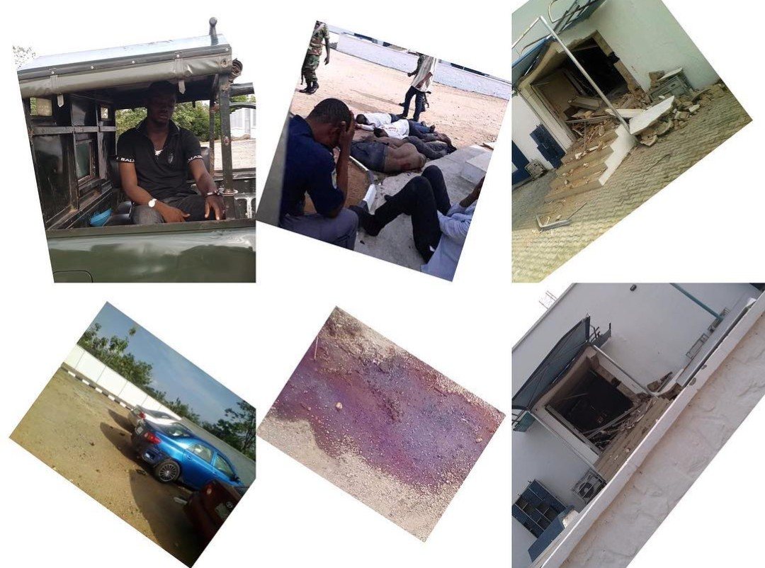 SAD: Robbers kill 7, injure 5 during an operation in Ondo (See Photos)