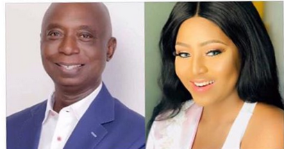 Politician Nwoko, 59, and actress Regina Daniels are now married