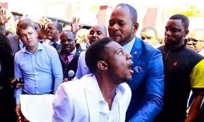 SAD; Man 'resurrected' by Prophet Lukau, finally dies