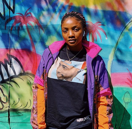Simi Slams Fan Who Asked Her Why She Doesn't Wear Her Wedding Ring