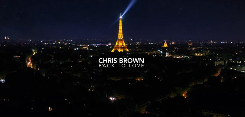 (Video) Chris Brown - Back to Love Official Video