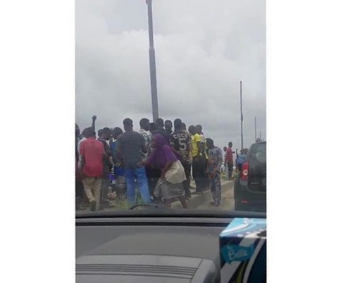 Just In: Many beheaded during a cult clash today in Lagos [Graphic]