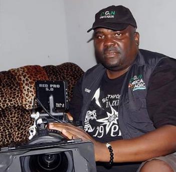 SAD: Nollywood director dies on set