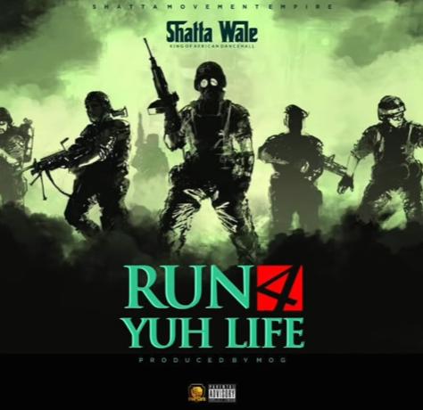 [GH Music] Shatta Wale - Run 4 Yuh Life