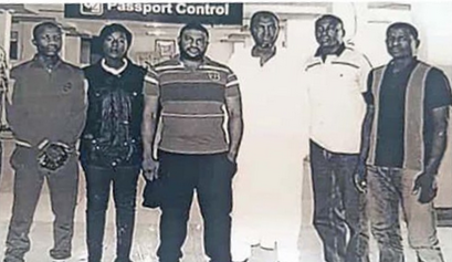 NDLEA busts airport cartel planting drugs in passengers' luggage