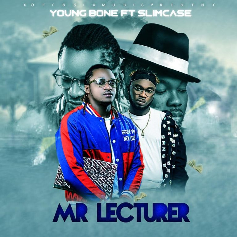 (Music) YoungBone X Slimcase - Mr Lecturer
