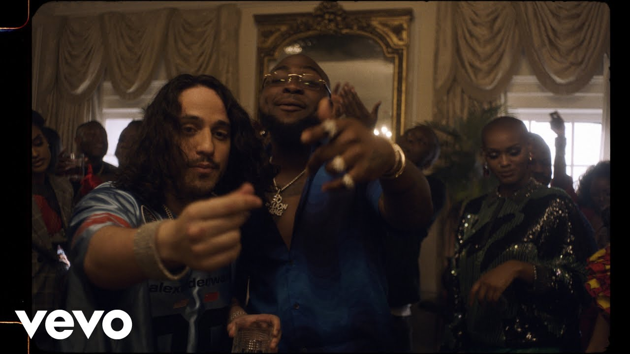 [Video] Russ ft. Davido – All I Want
