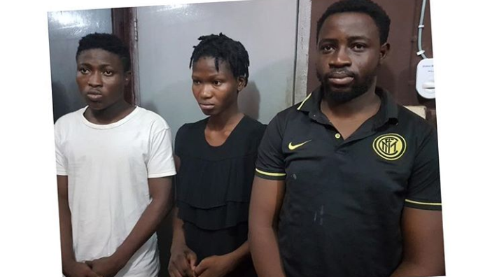 ActorYinka Quadri's aide arrested for using a fake King Sunny Ade to scam many