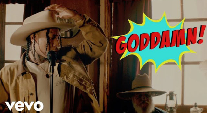 [Music + Video] Tyga - Goddamn
