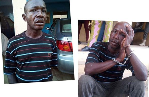 She aborted my pregnancy. I have no regrets - Man who set ex's family ablaze, killing 8 in Ondo