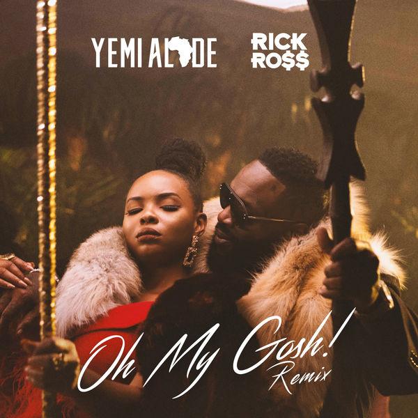 [Video] Yemi Alade ft Rick Ross - Oh My Gosh Remix
