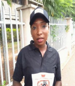 OAU Graduate And Human Traffic Victim Reveals How Her Boss Tried Raping Her