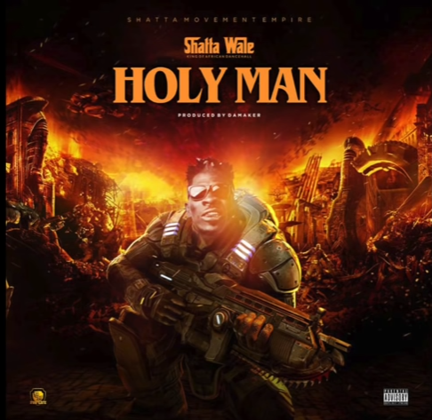 [GH Music] Shatta Wale - Holy Man