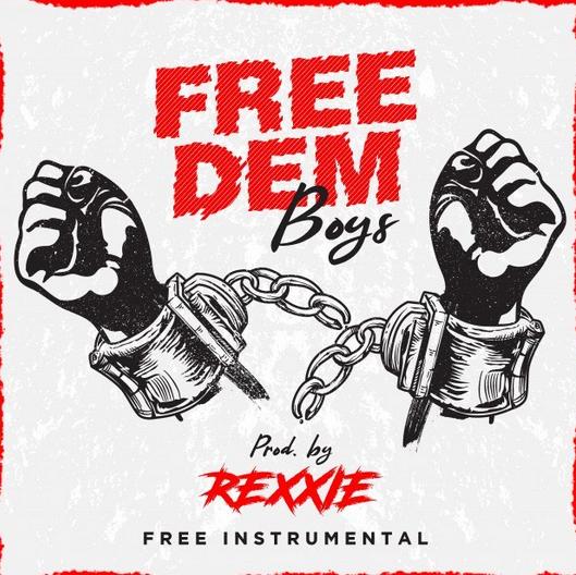 [Instrumental] Rexxie - Free Dem Boys