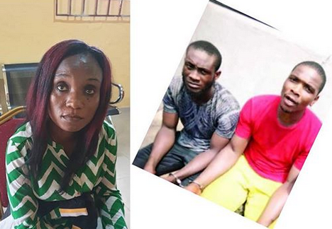 Mother-of-3 Arrested For Staging Her Kidnap With Her Boyfriend