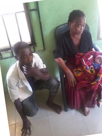 OMG!!! Couple sell their 3-day-old baby for N300k