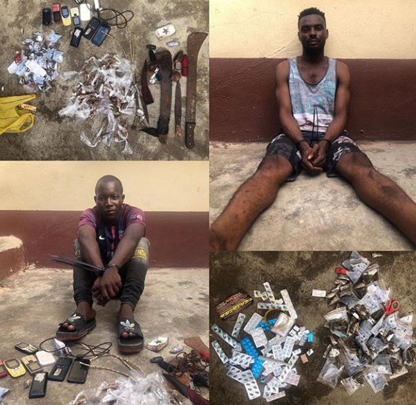 Suspect reveals he make N3.6m annual profit from selling hard drugs