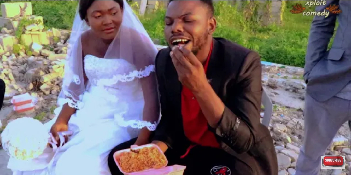 [Comedy] Xploit Comedy - The Comic Wedding