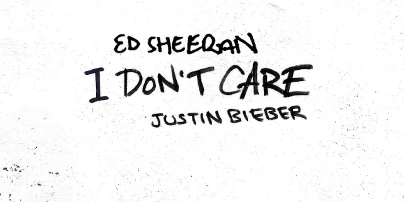 [Music] Ed Sheeran ft Justin Bieber - I Don't Care