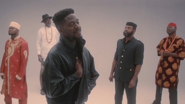 [Video] Johnny Drille -- Papa Official Video