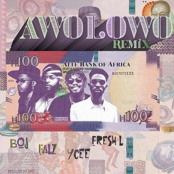 [Music] BOJ ft Falz x Ycee x Fresh L – Awolowo (Remix)