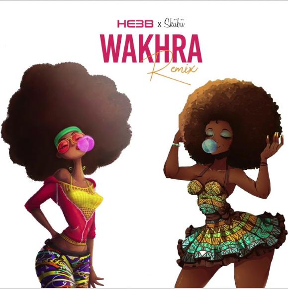 [Music] HE3B ft Skiibii -- Wakhra (Remix)