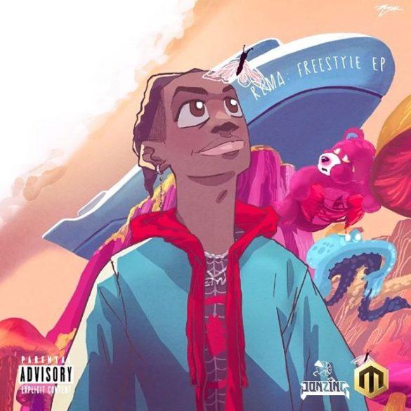 [Album] Rema -- Freestyle (EP)