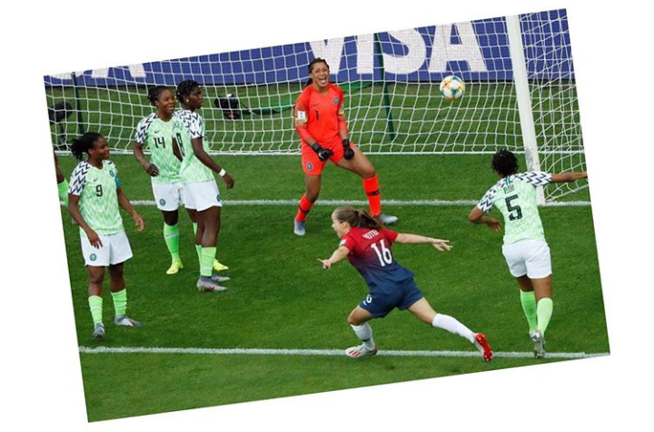 2019 Women's World Cup: Norway Beats Nigeria