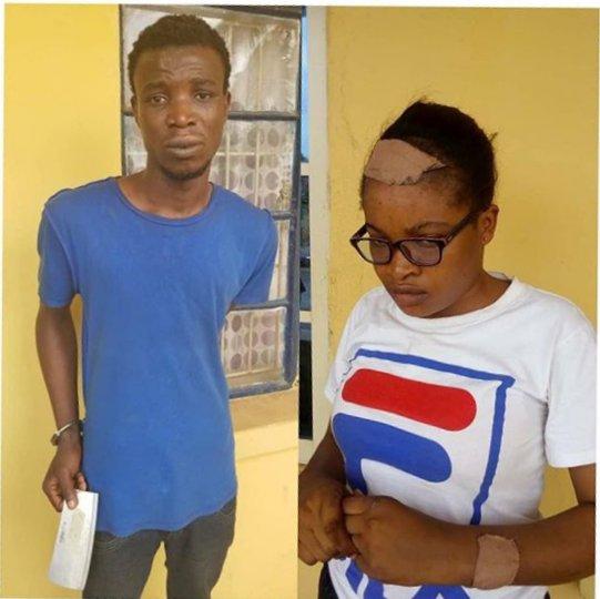 AOCOEDGraduate Violently Attacks POS Attendant, Steals Her Money