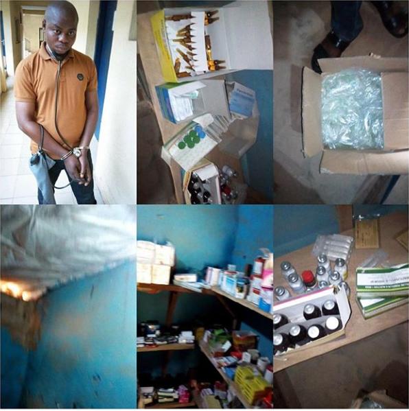 Fake Doctor Nabbed In Osun State