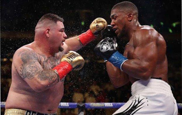 Anthony Joshua Lacks Boxing Skills. I'll Beat Him Again -- Andy Ruiz
