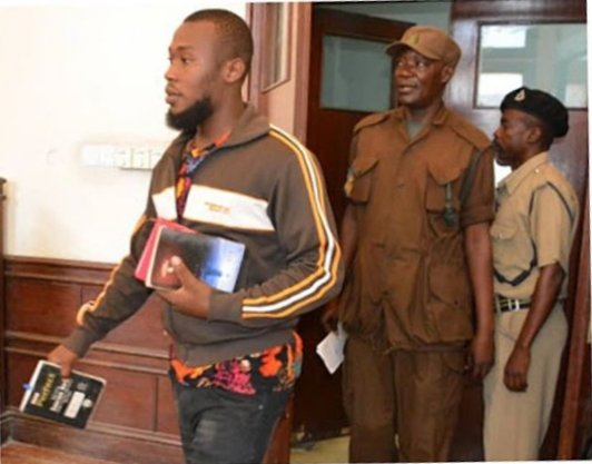 Nigerian Man Handed 30yrs jail Term For Drug Trafficking in Tanzania