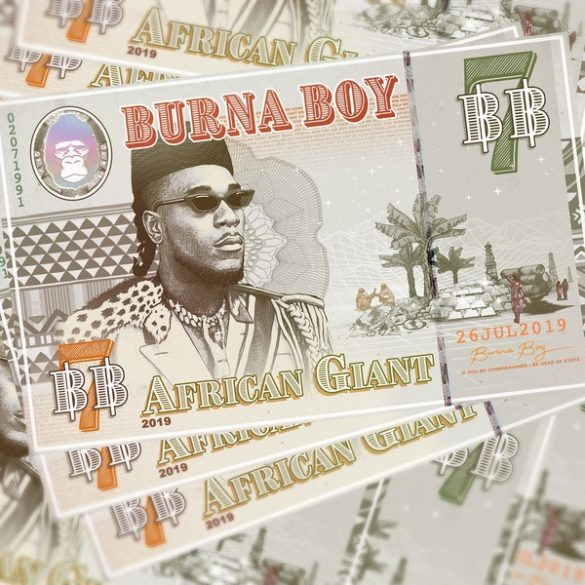 [Music] Burna Boy -- Pull Up