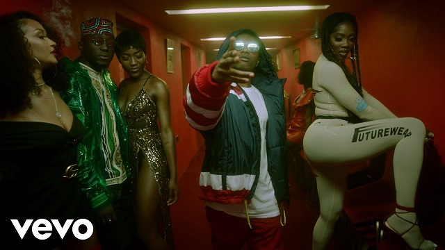 [Video] DJ Spinall ft Wizkid x Tiwa Savage -- Dis Love