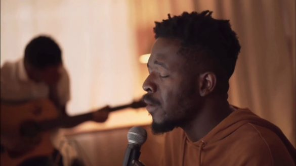 [Music + Video] Johnny Drille -- Brown Skin Girl (Cover)