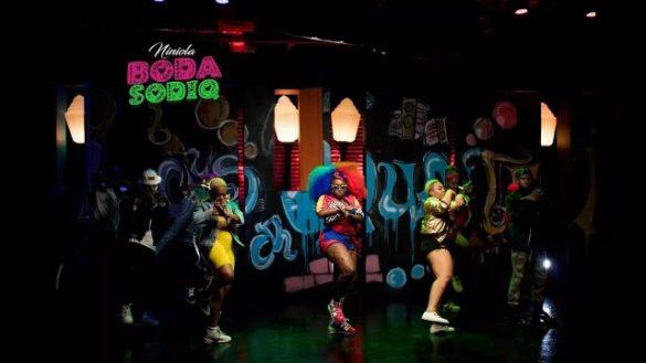 [Video] Niniola -- Boda Sodiq Official Video