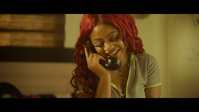 [Video] Solidstar -- Yarinya Official Video
