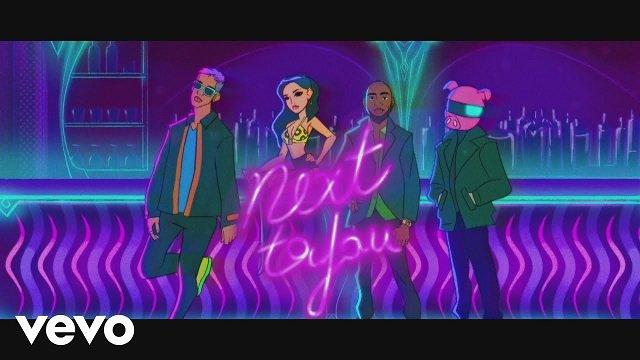 [Video] Becky G ft. Digital Farm Animals x Rvssian x Davido -- Next To You Part II